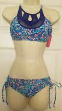 Brand NEW Xhilaration Bikini Set Size Medium ~ Super Cute
