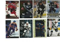 WAYNE GRETZKY 36 different Hockey cards LOT with inserts L@@k