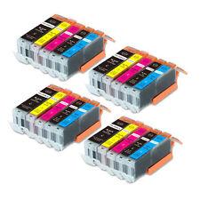 20 PK Quality Printer Ink Set For Canon PGI-250 CLI-251 MG5420 MG5422 MG5522