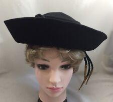 Vintage Womens Milgrim Designer Hat Helen E Boylan Gown Shop Kalamazoo Mich 3805