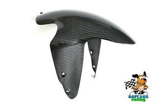 Ducati 1098 848 1198 Front Fender Carbon Fiber
