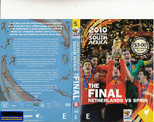 FIFA:World Cup:South Africa:2010-The Final:Netherlands VS Spain-Soccer-FIFA-DVD