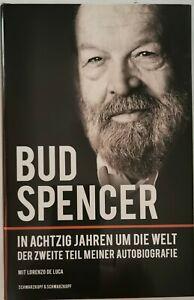 Bud Spencer: In achtzig Jahren um die Welt. Signiert!