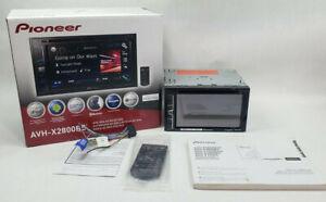 "PIONEER AVH-X2800BS In-Dash DVD Receiver w/ 6.2"" Display, Bluetooth, SiriusXM"