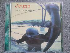 JEUNE - BACK TO REALITY - CD - ALBUM EX