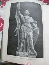 Jeanne D'Arc Font-Réaulx illustré reliure nationalisme histoire de France