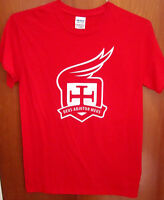 CARDINAL STRITCH High School small T shirt Deus Adjutor Meus tee OHIO Oregon