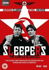 SLEEPERS (1991): COMPLETE - Classic BBC Glasnost TV Season Series R2 DVD not US