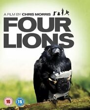 Four Lions  Special Edition [DVD]