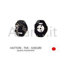 Movimento al quarzo HATTORI PC21 movement quartz Shiojiri TMI watch Japan Made