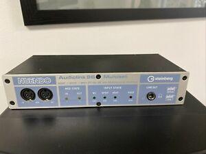 STEINBERG NUENDO Audiolink 96 (RME mutiface)