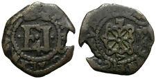 FELIPE IV. 4 CORNADOS. PAMPLONA, NAVARRA. 1627 (9)?
