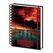 Genuine Stranger Things 2 Mind Flayer 3D Lenticular A5 Hardback Journal Notebook