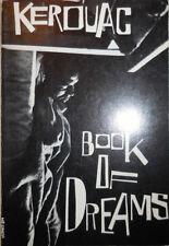 Jack Beats Kerouac / Book of Dreams 1973 Reprint