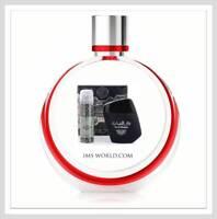 DAR AL SHABAB Oud Perfume For Men Spicy Lemon Rosewood Patchouli EDP Spray 100ML