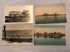 4 Different Cape Porpoise, Maine Vintage Postcards