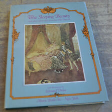 THE SLEEPING BEAUTY AND OTHER FAIRY TALES (Cinderella, etc.) Dulac illustrations