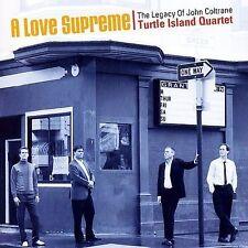 A Love Supreme: The Legacy of John Coltrane, New Music
