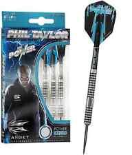 Target Phil Taylor 8Zero 21g Steel Tip Tungsten Darts - tips flights