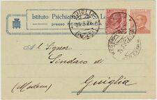 ISTITUTO PSICHIATRICO S.LAZZARO - S.MAURIZIO DI REGGIO EMILIA 1925