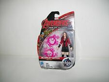 Marvel Universe Avengers Age Of Ultron Movie Scarlet Witch Figure 3.7 Inches New
