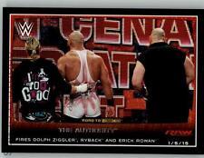 2015 WWE Road to Wrestlemania #78 Authority