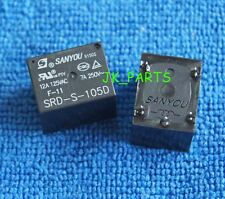 1PCS ORIGINAL Sanyou SRD-S-105D Mini Power Relay 5V DC
