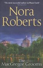NORA ROBERTS _ THE MACGREGOR GROOMS _ BRAND NEW  __ FREEPOST UK