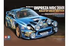 Tamiya 24250 Maquette 1/24 Subaru Impreza WRC 2001 - Rally of Great Britain