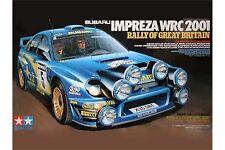 Tamiya 24250 Maquette 1/24 Subaru Impreza WRC 2001 - Rally of Great Britain
