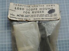 Lobo Scope Mount for Ruger by Thompson Center M748 Db2
