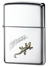 Zippo Lizard high polished. Eidechse, in edler Samtbox