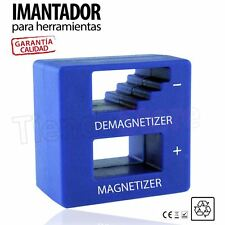 Imantador magnetizador desmagnetizador herramientas destornilladores atornillado