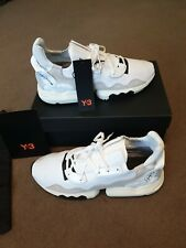 Adidas Y-3 ZX Torsion (EF2625) White Size UK 11 BNIB NEW