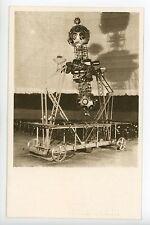 Vintage Adler Planetarium Astronomy Postcard -Star Projection Equipment- 1930s