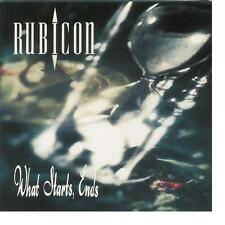 Rubicon - What Starts, Ends