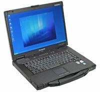 Panasonic Toughbook CF-52 MK3 Core i5, 2.4ghz 4GB 160GB WIFI Windows 7