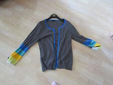 Vero Moda Strick Cardigan Longjacke Gr.XL, Herbstfarben, top Zustand