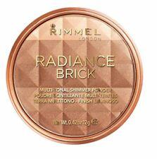 Rimmel Number 001 Radiance Brick  Polvos bronceadores, suave Radiance Brick
