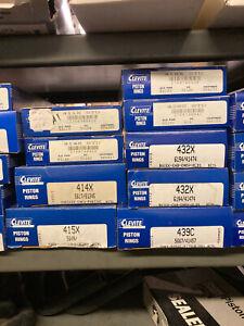 Clevite Cast Piston Ring Set STD Fits Ford F150-F350 MD HD Truck 3.8L 1981-1986