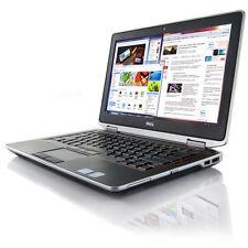 DELL LATITUDE E6320 I5 2540M 2.6GHZ 4GB 320GB DVDRW WIN 7 WEBCAM NEW BATTERY!