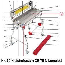 Tapofix Ersatzteil Nr. 50 Kleisterkasten - für Kleistermaschine CB 75 N -