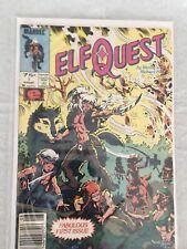 ELFQUEST #1 1985 MARVEL COMICS