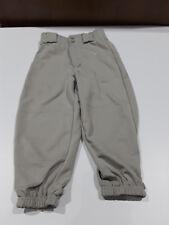 Rawlings light brown khaki baseball pants youth sz S