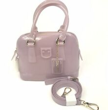 AUTHENTIC Furla Candy Jelly Crossbody Bag in Lilac, NWT
