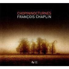 Francois Chaplin-Nocturnes, Chopin, FREDERIC (CD NEUF!) 3760009292222