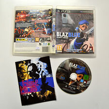 [ PS3 ] Blazblue Calamity Trigger PAL Usato con Manuale Buono Playstation 3