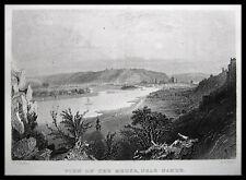 NAMUR - Namen, BELGIEN - Belgique. Originaler Stahlstich 1870