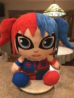 """Harley Quinn 21"""" JUSTICE LEAGUE Toy Factory Stuffed Toy Plush"""