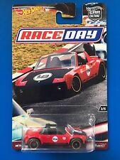 2017 Hot Wheels Car Culture RACE DAY 1974 PORSCHE 914-6 SPORTS COUPE - mint card